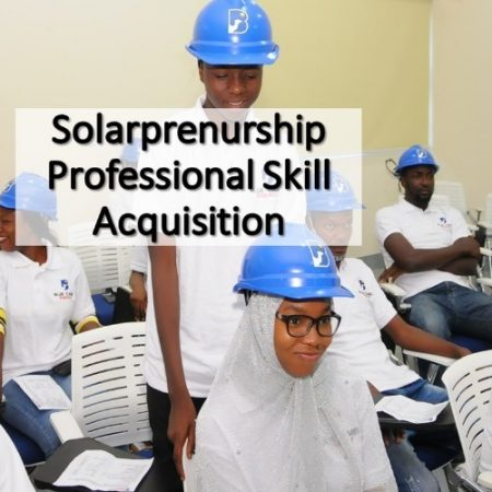 Solarprenurship Professional Skill Acquisition