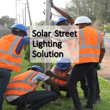 Solar Street Lighting Solution