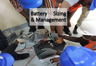 Battery Sizing & Management